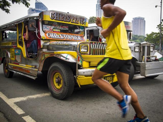 KUNST AUF RÄDERN – Jeepneys der Philippinen