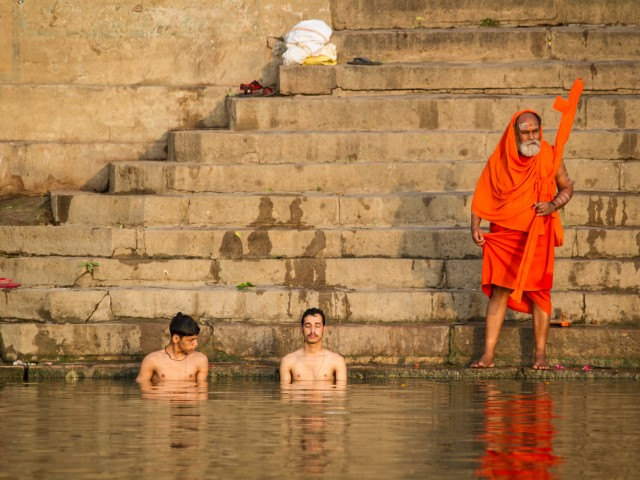 Burning is Learning – Ein Tag am Ganges in Varanasi